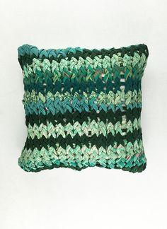 Highland Chunky Knit Cushion