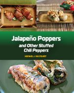 Cheeseburger Stuffed Jalapeno Poppers recipe from Jalapeno Madness (like Memorial day cookout ones??)