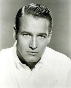 Never enough Paul Newman, 1950s