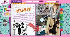 Site e rede social criada para a Young Force, marca de roupas teen. A agenda online permite as usuárias que criem páginas em um diário, e compartilhem com as amigas nas redes sociais.