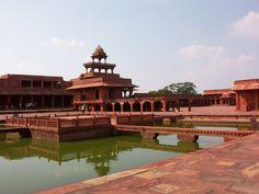 Fatehpur Sikri - ghost city