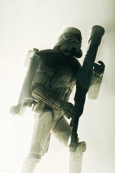 Sandtrooper Experience | By: Avanaut, via Flickr (#sandtroopers #stormtrooper #starwars)