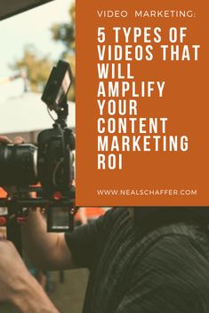 What types of video content can you add to your content marketing strategy to amplify your return on investment (ROI)? Are you wondering how video content marketing can strengthen your marketing campaign? This post is right for you! Make Money Online, How To Make Money, Content Marketing Strategy, What Type, Business Advice, Digital Marketing, Investing, Campaign, Social Media