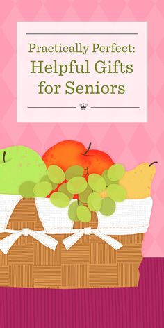 dbb9d7c31 Practically perfect  helpful gifts for seniors