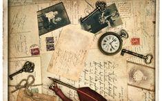 Vintage Soul, Vintage Roses, Vintage Paper, Retro Vintage, Vintage Cards, Letter Photography, Background For Photography, Vintage Photography, Photography Backgrounds