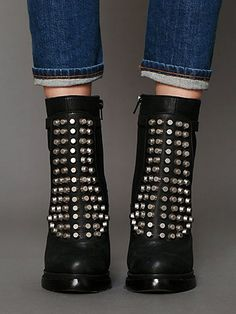Scout Heeled Boot. I wish. I wish. I wish for these.