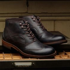 Wolverine 1000 Mile Men's Wesley Brown Boots 7 D