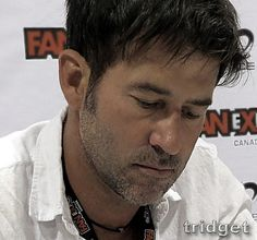 Joe Flanigan - Fan Expo Canada - Autograph Session - Day 3-F | Flickr - Photo Sharing!