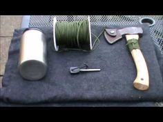 Bushcraft Survival Bug Out 5 Piece Kit