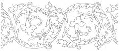 Royce's Hub: Free Embroidery Pattern -  well suited for Redwork Embroidery, or  Zalakdozi Embroidery.