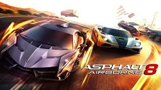 Download Asphalt 8 (Airborne) for PC Windows 7/8/8.1 Free