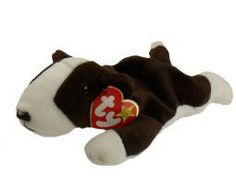 080de47d90c Bruno Terrier Dog - Retired Ty Beanie Baby - 1997 - Mint Condition