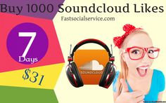 Buy 1000 Soundcloud Likes To Accumulate Online Listeners