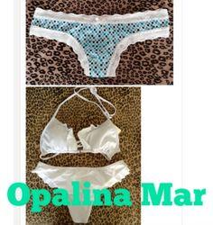 Opalina Mar ropa interior,vestidos de baño,sandalias y accesorios.