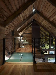 District of Chic: attic rooms