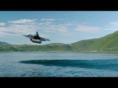 Watch: First Footage Of Electric-Flying-Car Kitty Hawk Flyer The Kitty Hawk Flyer is a new, all-electric aircraft. It is safe, tested and legal to operate in the United States in uncongested areas. Jet Ski, Kitty Hawk Flyer, First Flying Car, Electric Aircraft, Really Funny Pictures, Flying Drones, Larry Page, Cars For Sale, Fighter Jets