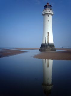 Lighthouse Reflection...   # Pinterest++ for iPad #