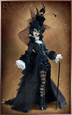 "Wilde Imagination ""ETERNAL BEAUTY"" Evangeline Ghastly Doll OUTFIT NEW HTF NRFB"