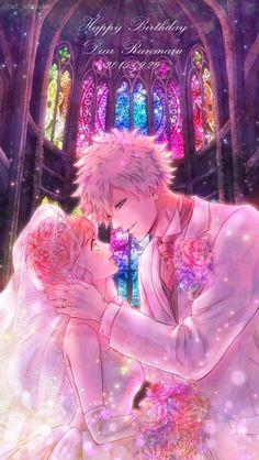 うたプリ Hot Anime Boy, Cute Anime Guys, Cute Anime Couples, Anime Love, Anime Chibi, Anime Manga, Anime Harem, Web Comics, Anime Wedding