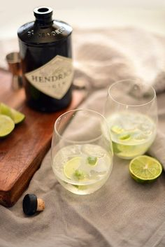The very best gin & tonic - My favorite drink