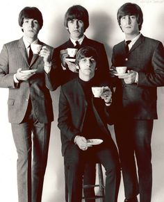 More Beatles. More tea.
