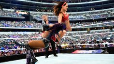 Total Divas vs. B.A.D. & Blonde: Fotos