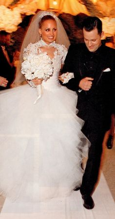 Nicole Richi & Joel Madden