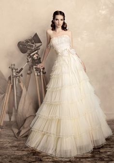 6b14c11232ae excellent #white #wedding #dresses A marriage digital photography might be  the most important