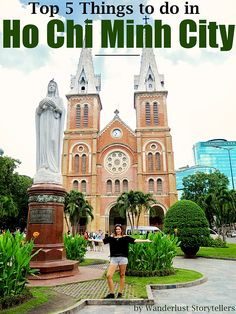 Top 5 Things to do in Ho Chi Minh City on your Vietnam Holiday. Check out these highlights for District 1.