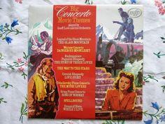 Geoff Love & his Orchestra - Big Concerto Movie Themes - MFP 5261 - UK - 1972