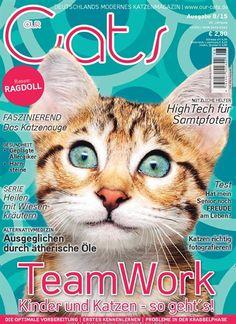 TeamWork - Kinder und Katzen - so geht's! Gefunden in: Our Cats - epaper, Nr. 8/2015