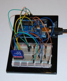 Arduino + SD Card hack ---- HEY HEY!!! For more COOL ARDUINO stuff, check out http://arduinohq.com