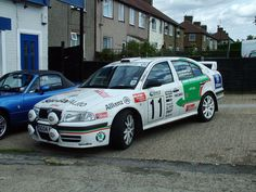 Skoda Octavia WRC Rally Car, Mk1, Cars, Modern, Autos, Trendy Tree, Car, Automobile, Trucks