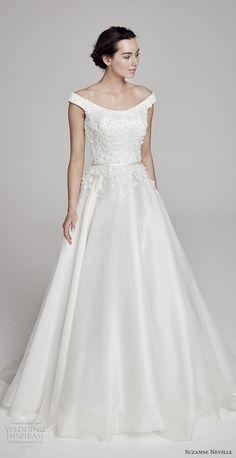 fe155de4d019d 61 Best Suzanne Neville images in 2019   Designer wedding dresses ...