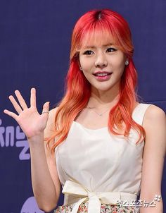 Girls' Generation Sunny - Onstyle 'Channel SNSD' Press Conference (150721)
