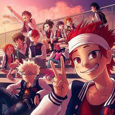Boku No Hero Academia Funny, My Hero Academia Shouto, My Hero Academia Episodes, Hero Academia Characters, Hero Wallpaper, Cute Anime Wallpaper, Funny Anime Pics, Cute Anime Guys, Boca Anime