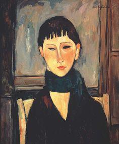 Amede-No! Modigliani Show Shut Down After 21 Works Deemed Likely Fakes Pierre Auguste Renoir, Edouard Manet, Amedeo Modigliani, Anouk Aimee, Italian Painters, Art Moderne, Art For Art Sake, Mark Rothko, Paul Gauguin