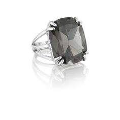 Cushion-Cut Cocktail Ring 40% off! A low price of $25.00 starting Thursday at 5:00 PM going through Sunday at 8:50 PM PST