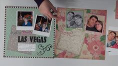 Nally Studios - Layout recipe. Whether you are a seasoned Scrapper or are just thinking about Scrapbooking you are going to love this Tip Of...