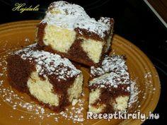 Búvár túrós vagy boci szelet Tiramisu, French Toast, Cheesecake, Food And Drink, Pudding, Breakfast, Ethnic Recipes, German, Dessert Ideas
