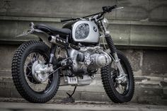 Down & Out BMW Scrambler Very best BMW-Scrambler i've ever seen!