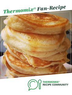 Gluten Free Pikelets by mylittlemod. A Thermomix ® recipe in the category Bas. Gluten Free Pancakes, Gluten Free Snacks, Gluten Free Recipes, Oreo Dessert, Pikelet Recipe, Clean Eating Recipes, Food Inspiration, Easy Meals, Thermomix