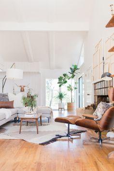 70's Contemporary | Ashley Lauren Design Studio | Melissa Click Photography