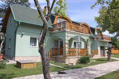 Balatonudvari - Többgenerációs lakóház frekventált helyen - Kód: BUVLH03 - www.balatonhomes.com/code_BUVLH03#