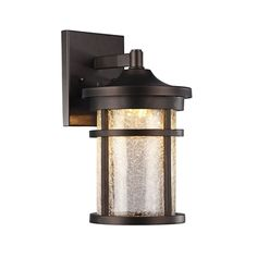 """Picture of CH22L52RB11-OD1 LED Outdoor Sconce """"FRONTIER"""""""