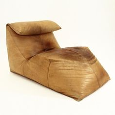 Le Bambole lounge chair from the seventies by Mario Bellini for B & B Italia