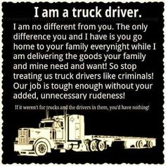 The original!  I made this 3 years ago and someone chose to blacken out my page name that was in 2 places. There's tiny things on the truck that I put there.  @RespectTruckDrivers101 on Facebook!