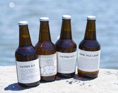 「無いなら作っちゃおう!」。街から生まれた二子玉川のクラフトビール - Funmee!![ファンミ―] Beer Labels, Package Design, Beer Bottle, Packaging, Drinks, Board, Poster, Drinking, Beverages