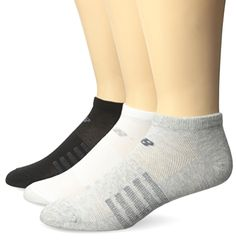 New #Balance Unisex 6 Pack No Show Lifestyle Socks Made by #New Balance #Color #Assorted 3. NB DRY moisture management technology quickly moves sweat to keep feet cool and dry.. Breathable mesh panels promote airflow to keep feet feeling dry and cool. Stability Fit built in for enhanced arch support. Sport no show design