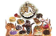 Voodoo Doughnut - The Magic is in the Hole!!! MUST visit here